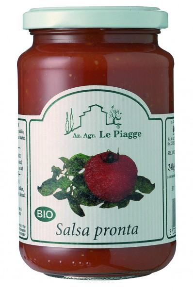 Salsapronta(BioTomatensauce)