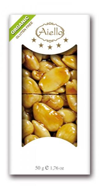Croccante mandorla bianca 50 g