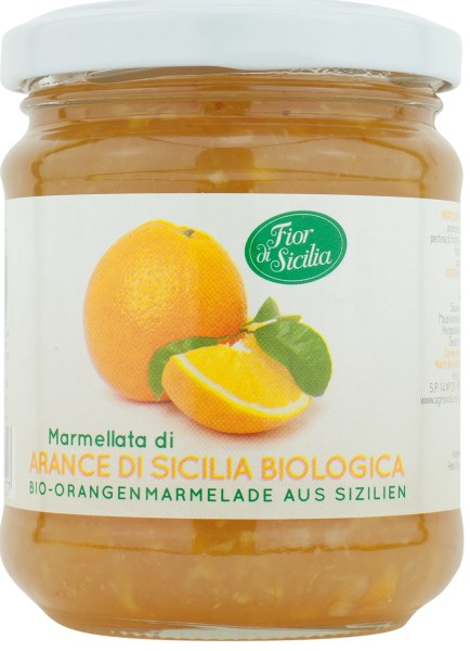 Marmellata diarance siciliane