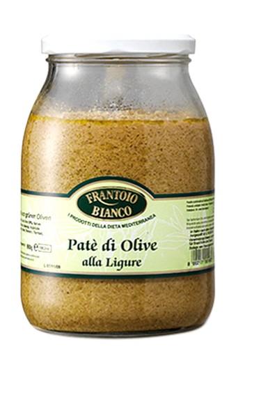 Olivenpatégrün