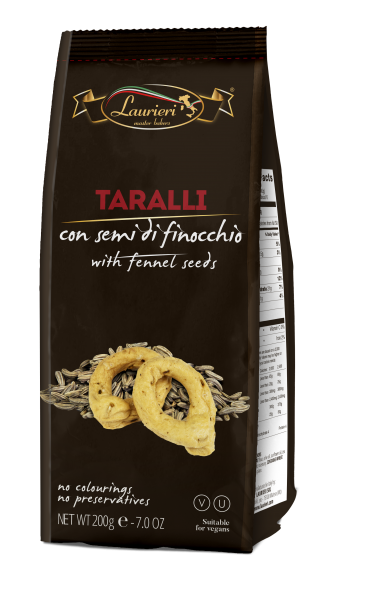 TarallucciFINOCCHIO 200g