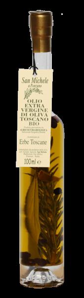Olivenöl erbe toscane