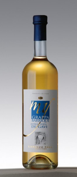 MY GRAPPA DI GAVI BARRIQUE