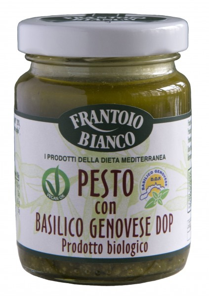 Pestogenovese BIO 80g