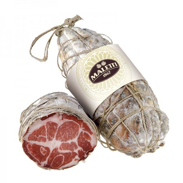 CoppaParma,Halsgrat,Schwein
