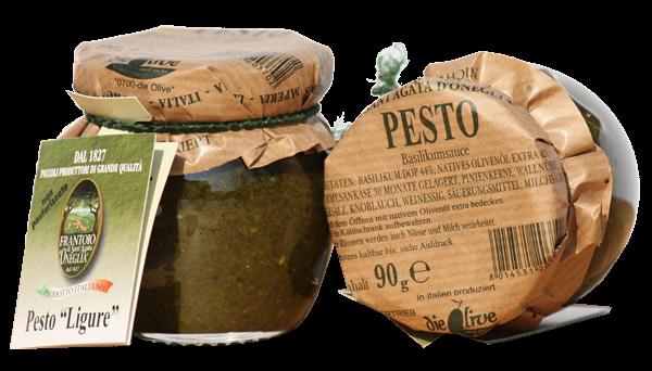 Pesto fresco 90g
